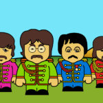 ToonStar Peppers - Beatles