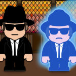 ToonStar Jelwood- Blues Brothers Poster