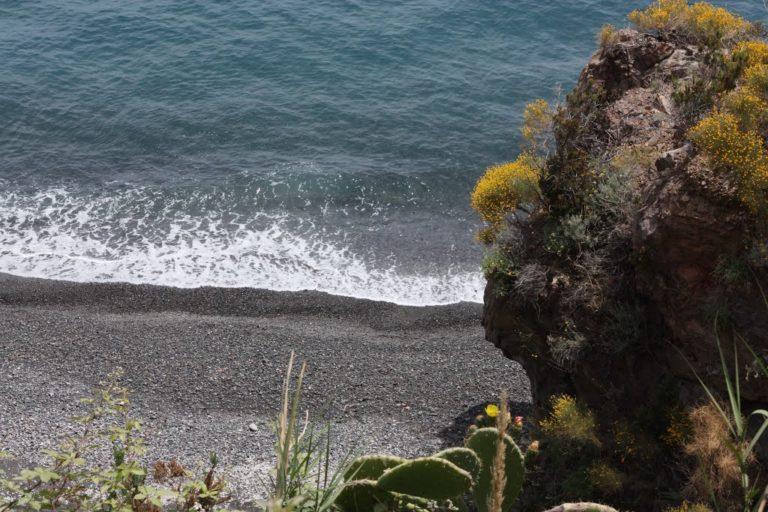 spiaggia lipari papisca