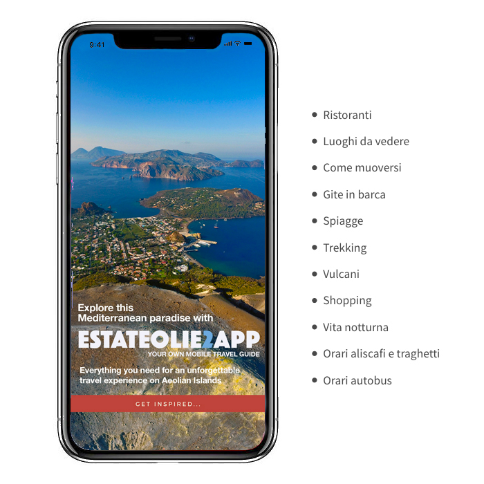 App isole Eolie